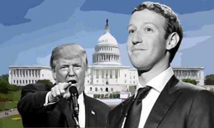 Facebook bloquea a Trump hasta el 20 de enero