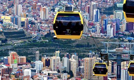 La Paz, ciudad encantada. Maravillas de Bolivia