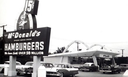 El Primer Restaurante McDonald's de la Historia