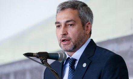 El Fantasma del Juicio Político se Cierne Sobre Mario Abdo en Paraguay.
