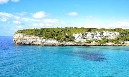 Barco hundido del siglo III aparece en playa de Mallorca