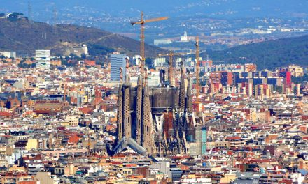 Gaudí, un hombre cuya fe se respira en La Sagrada Familia