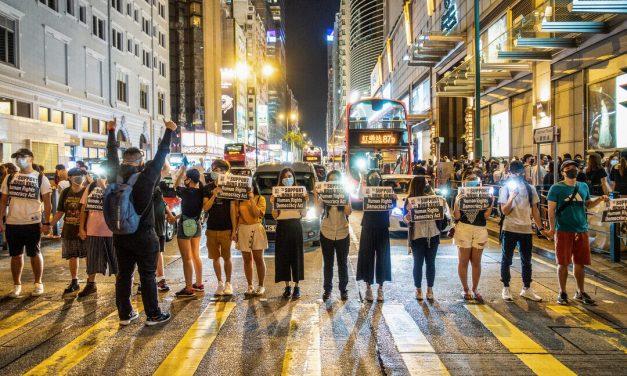 China lista para reprimir conmemoración de la masacre de Tiananmen en Hong Kong