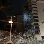 TRAGEDIA Y LUTO EN MIAMI BEACH. 102 personas identificadas como sobrevivientes. 99 personas desaparecidas