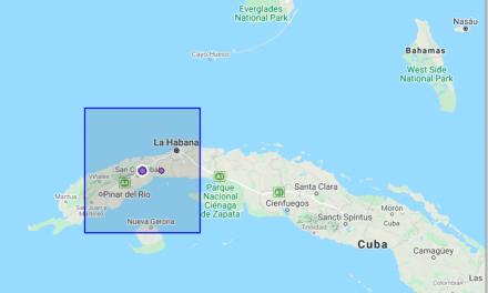 Sismo de 5,1 sacudió hoy el occidente Cubano