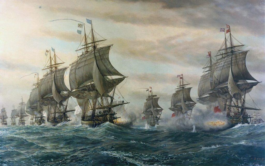 Batalla de Chesapeake