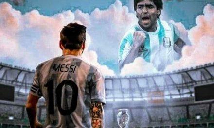 El fútbol de América tiene un nuevo Campeón: Argentina