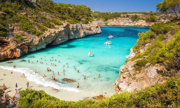 Top 5 de las calas más bellas de Mallorca