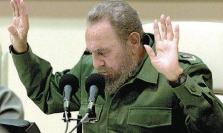 Fidel Castro: Palabras de terror a los intelectuales, 60 años de fascismo tropical