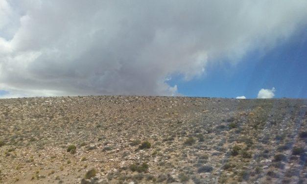 Un paseo por los Andes, sin aire entre Salta y Jujuy