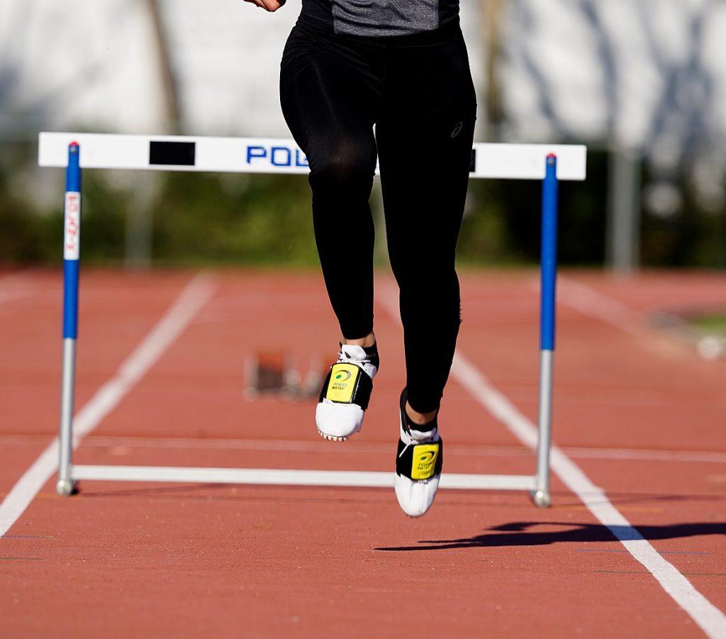 Deportistas entrenando en Tokio 2020