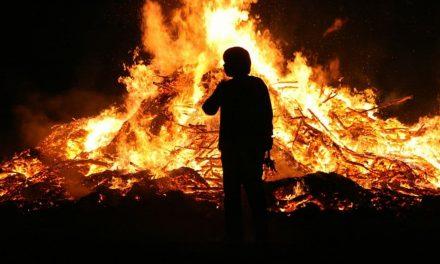 La tormenta de fuego Y MUERTE peor que Hiroshima y Nagasaki