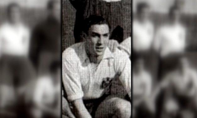 """""""Chus"""" Alonso. Nació en La Habana y se inmortalizó en el Real Madrid"""