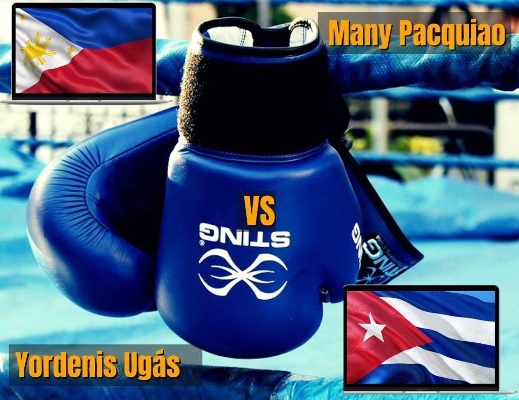 UGÁS VS PACQUIAO. ¿LA MÁS IMPORTANTE DEL BOXEO CUBANO EN DÉCADAS?