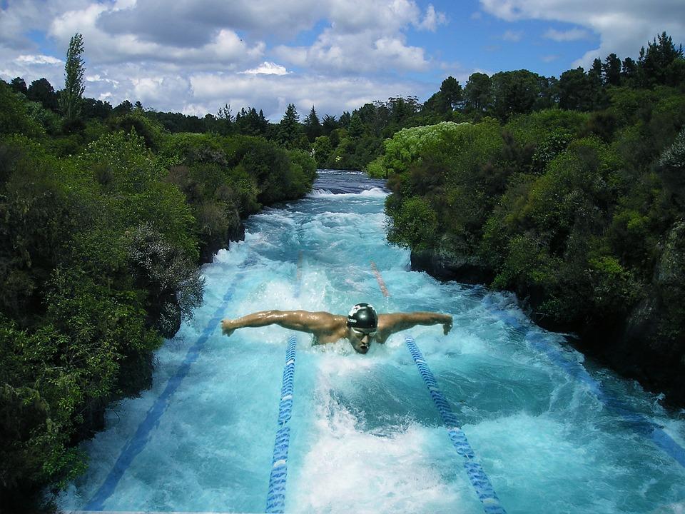 La natación de Estados Unidos ha ejercido un dominio pleno en los Juegos Olímpicos.