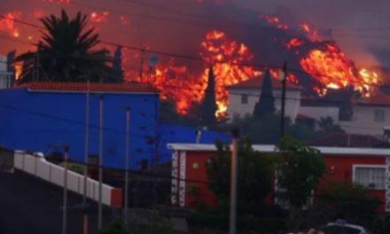 En La Palma no acaba la pesadilla de un volcán en erupción