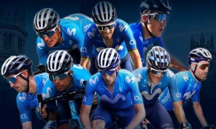 """""""El día menos pensado""""; una ruta por el interior del ciclismo con Movistar Team"""
